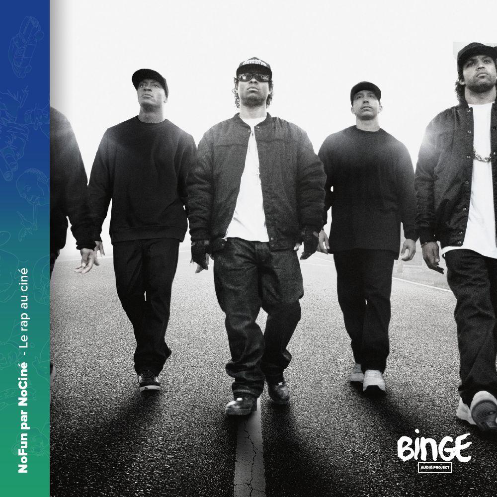NoFun par NoCiné : le hip-hop au cinéma