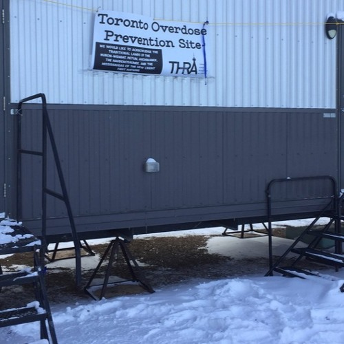 No Room in the Shelters During Toronto's Christmas Cold Snap