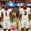 Sony Michel and Roquan Smith College Football Playoff Media Teleconference, Tuesday, Jan. 2, 2018