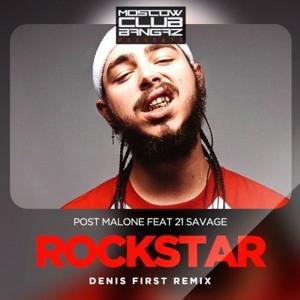 Post Malone Feat 21 Savage - Rockstar (Denis First Remix) - Free Download להורדה