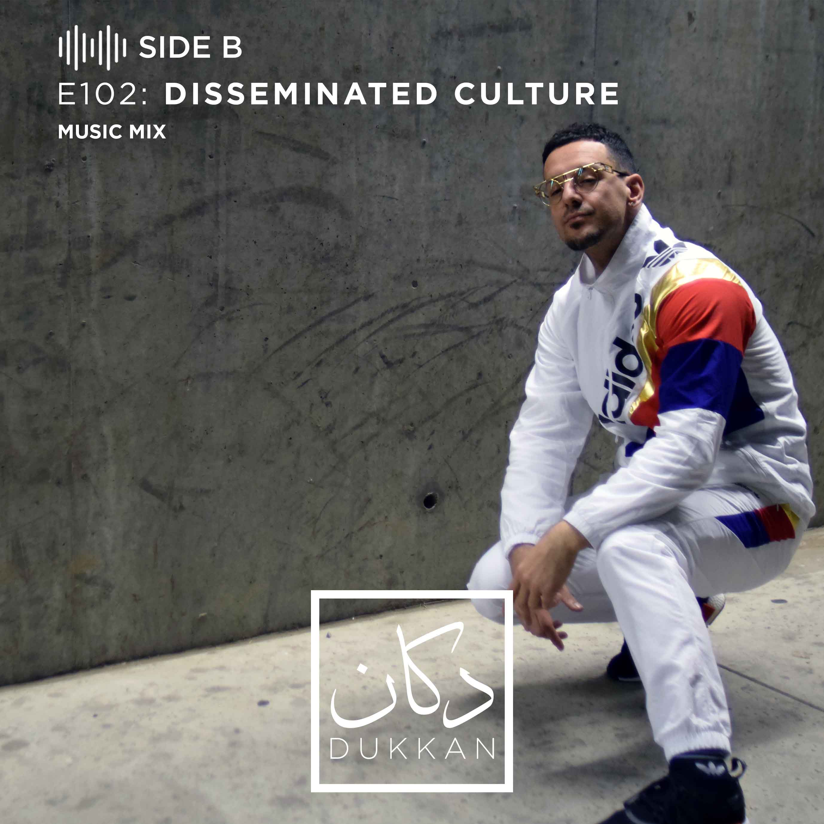 E102 - Side B: Disseminated Culture (Music Mix)
