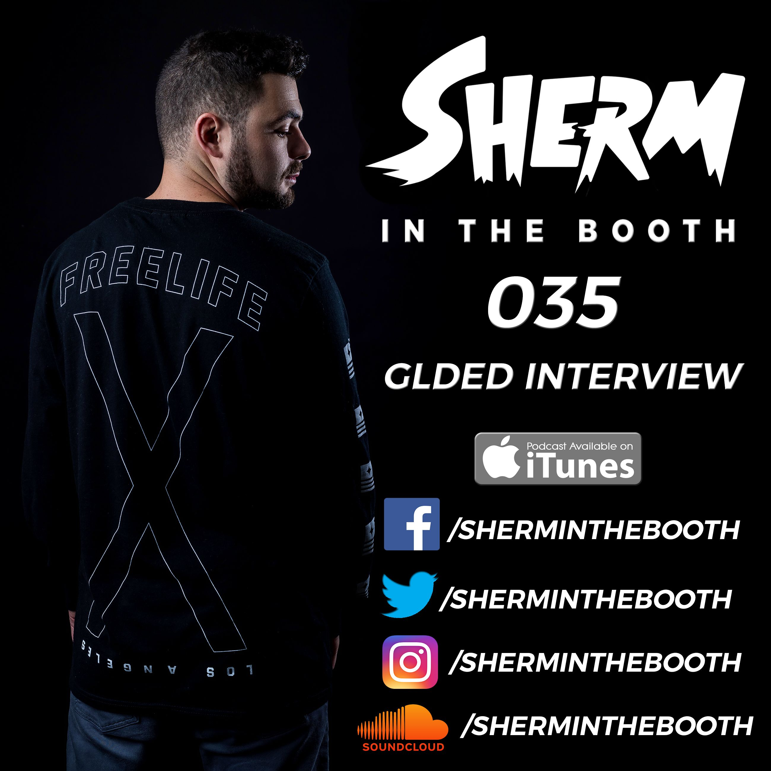 In The Booth 035 feat Glded Interview