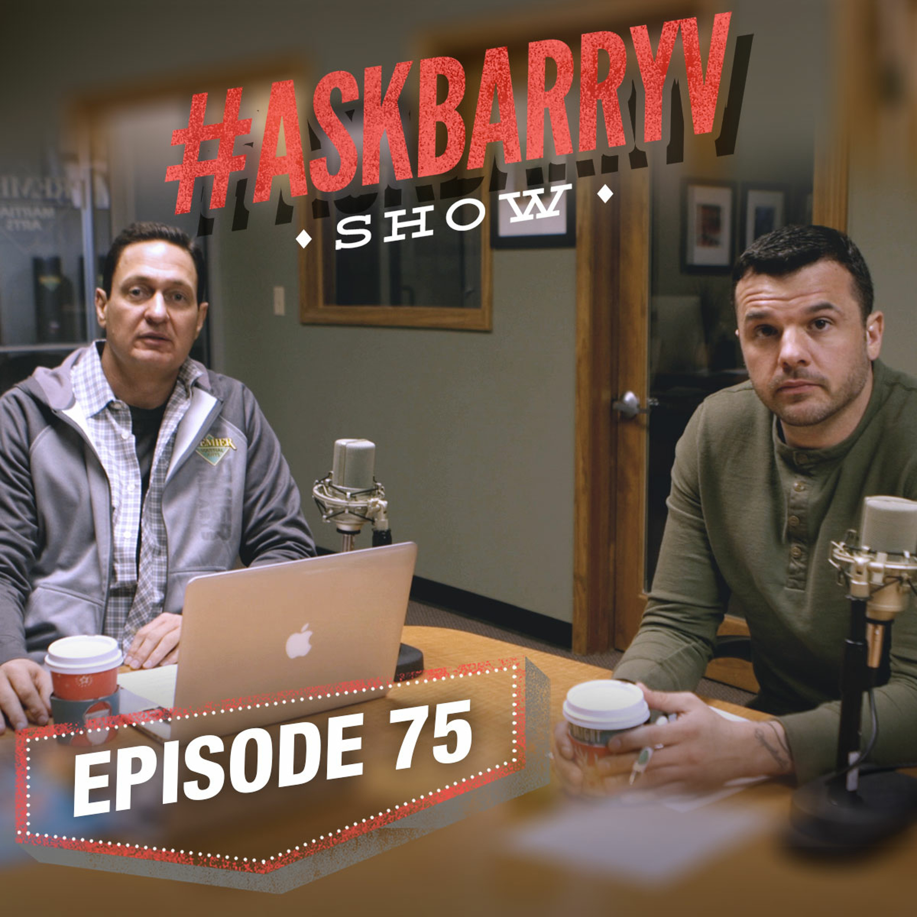 #AskBarryV Show Episode 75: Student Gets a Black Belt, Then What?  Out of the Norm Marketing