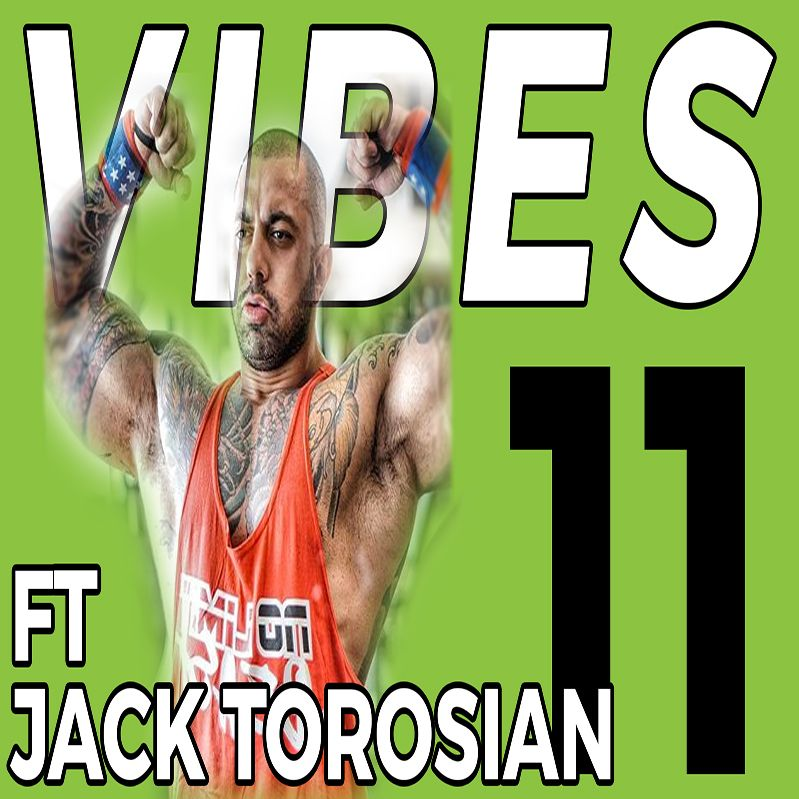 VIBES Podcast Episode 11 - Jack Torosian of No Limit Gym & Papillon