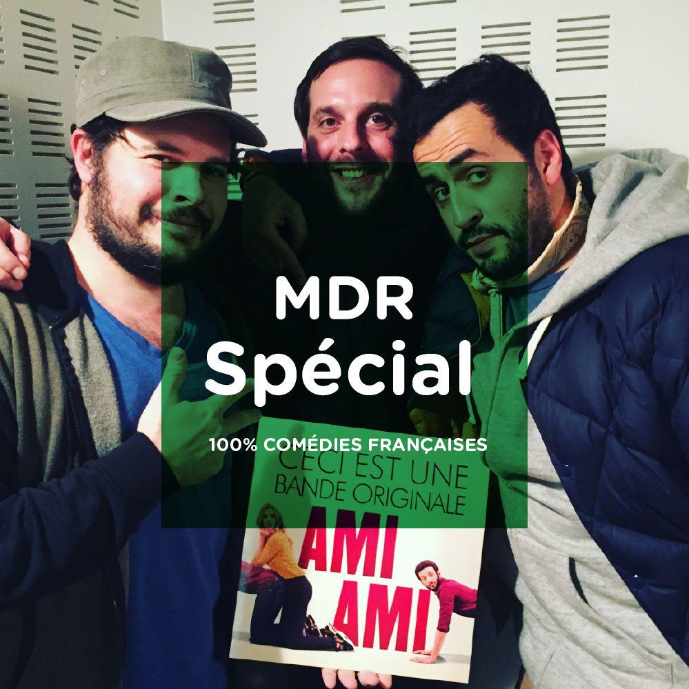 MDR Spécial avec Jonathan Cohen et Victor Saint Macary