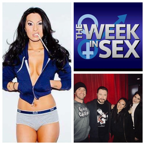 The Week In Sex - S3E5 A-List Mega Porn Star ASA AKIRA IS OUR GUEST! Allan Proposes and She Says Yes!