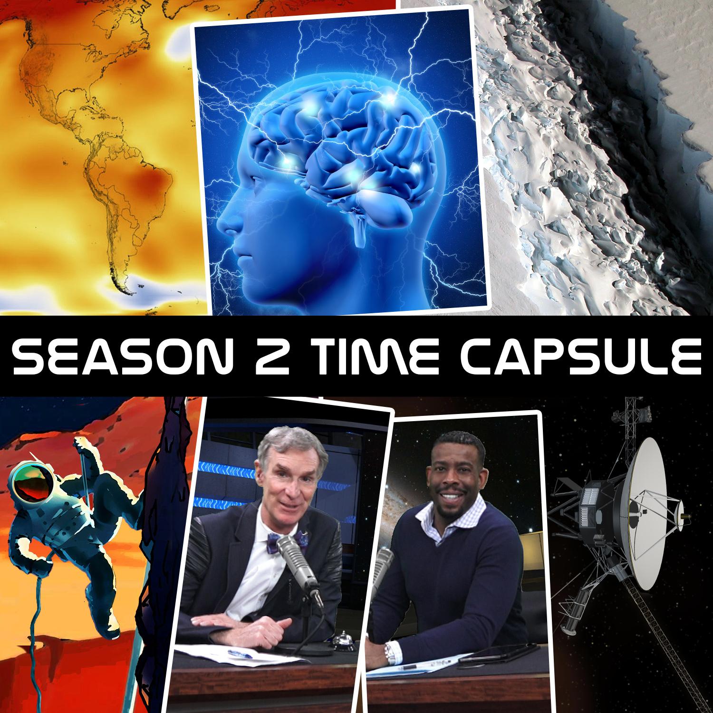 StarTalk All-Stars Season 2 Time Capsule