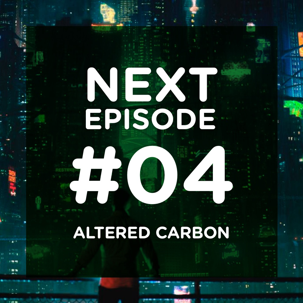 Altered Carbon, du sampling grossier
