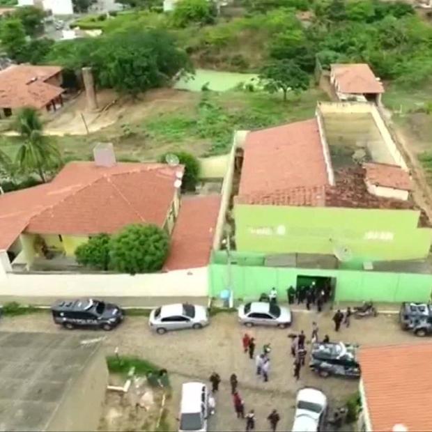 Pelea en prisión al norte de Brasil termina con varios reos muertos