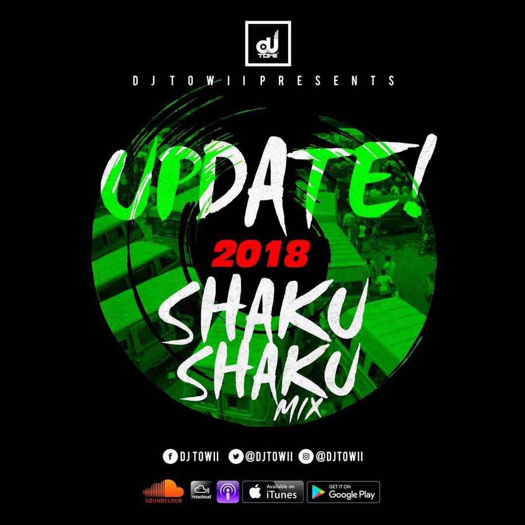 UPDATE! - 2018 Shaku Shaku Mix Ft Olamide Science Student