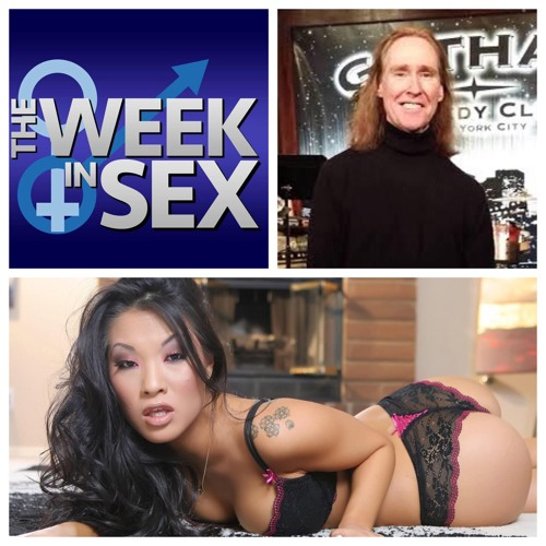 The Week In Sex - S3E5 Part 2 of our ASA AKIRA episode!
