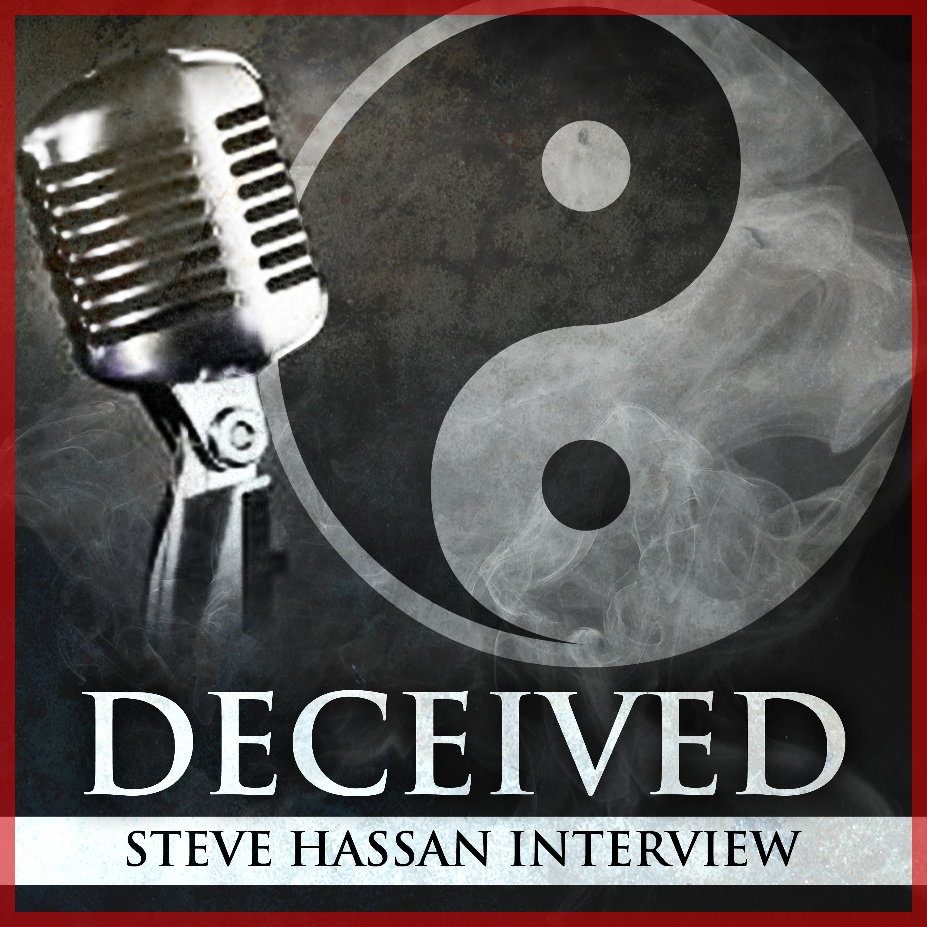 Interview with Author and Cult Expert Steve Hassan