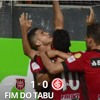 G.E.Brasil 1x0 Inter (Rádio Difusora de Arroio Grande)