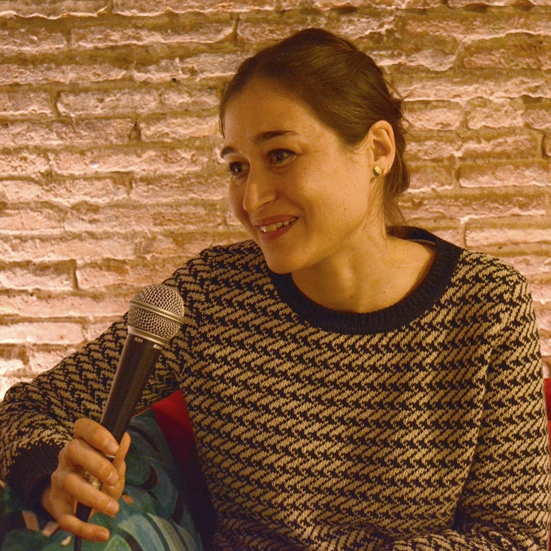 Conversaciones Orgánicas con Jordi Ventura. 13 - Gemma Barbany
