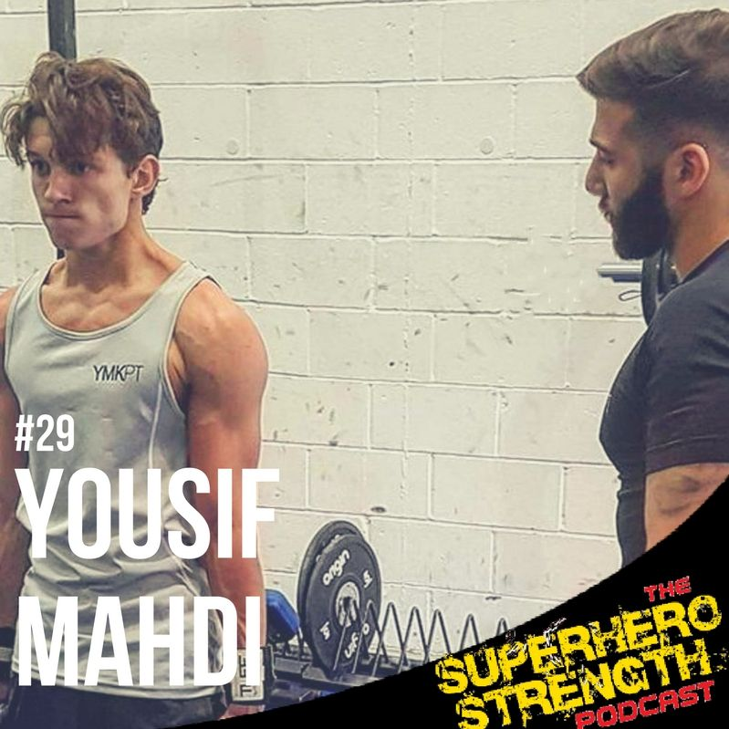 Episode 29: Yousif Mahdi (Trainer of Tom Holland)