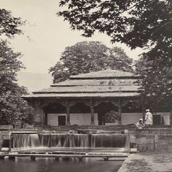 The Gardens of Mughal Kashmir | Jan Haenraets