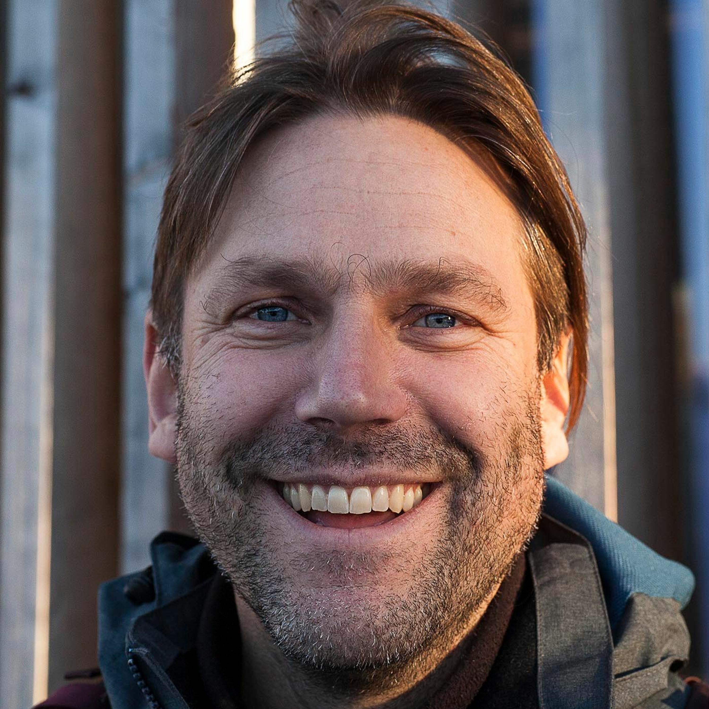 Avsnitt 21 - Johan Hammar