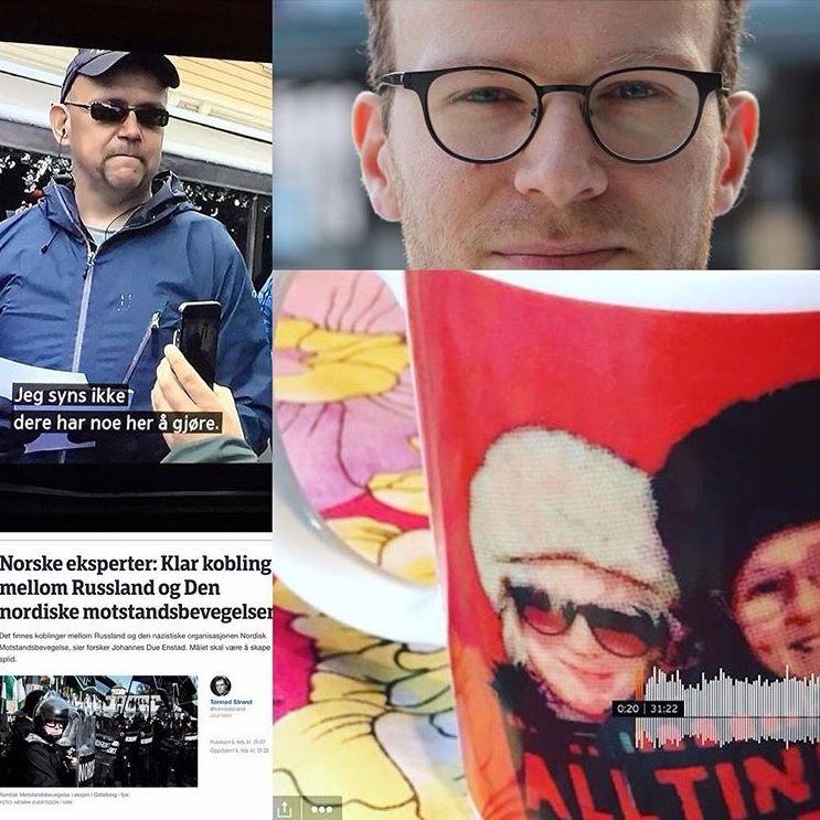 Mensa-Mira, Grønn Fylkesrådkvinne-Tine & Drøyeste Forsker-Johannes om Nazi-Russland