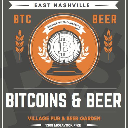 Episode #100 Bitcoins & Beer in Nashville!