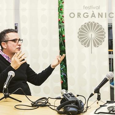 Conversaciones Orgánicas con Jordi Ventura. 14 - Daniel Mayor