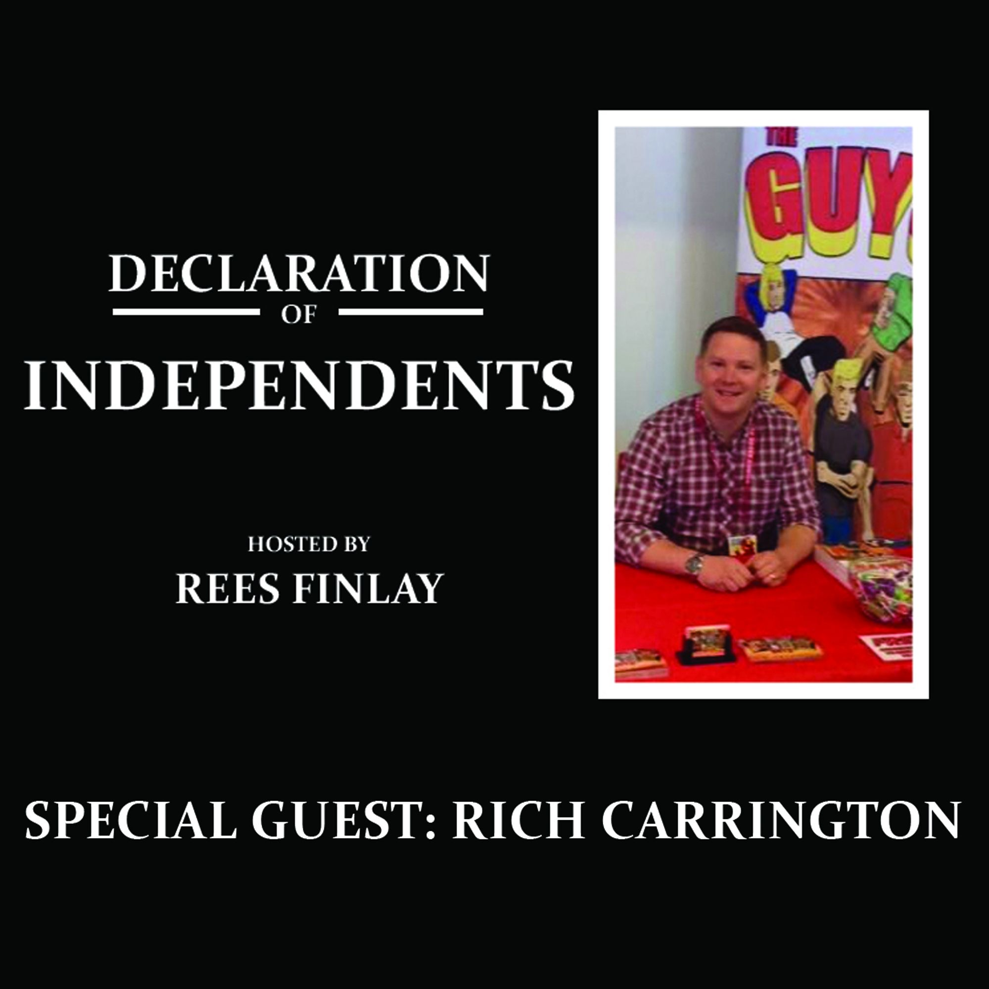 Episode Nine: Richard Carrington