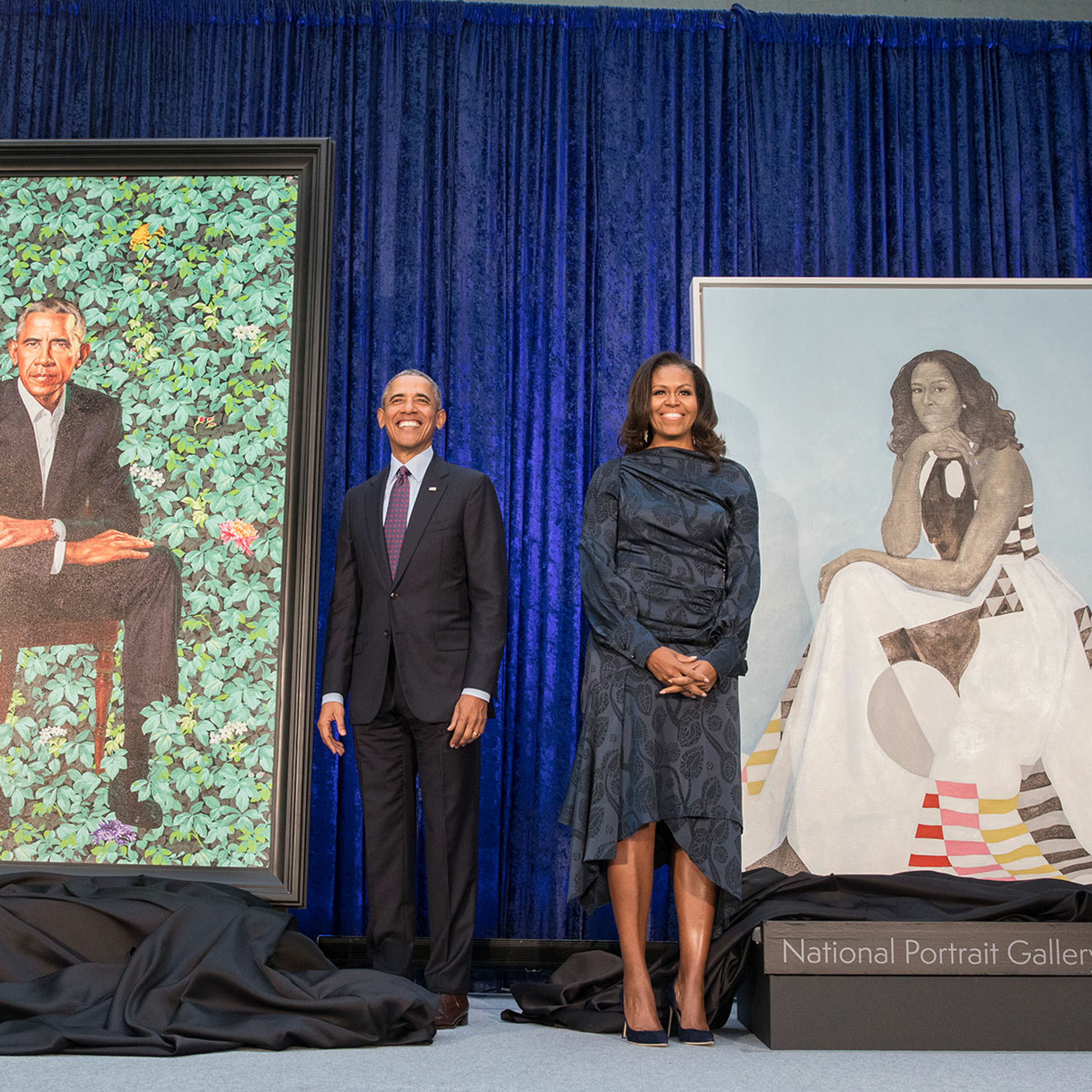 No. 71: What the Obama Portraits Tell Us about Art and Politics