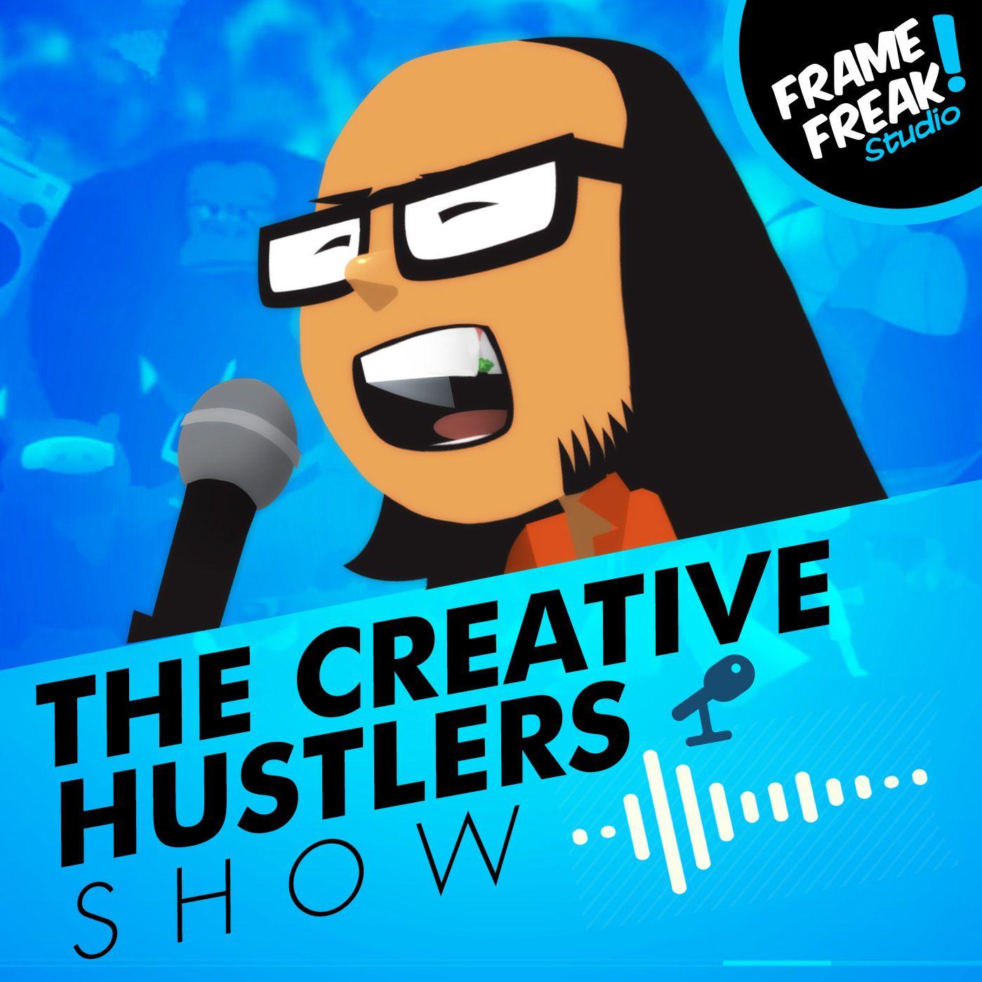 #61: INTERVIEW W/ KURT CHANG: Character Animator & Painter
