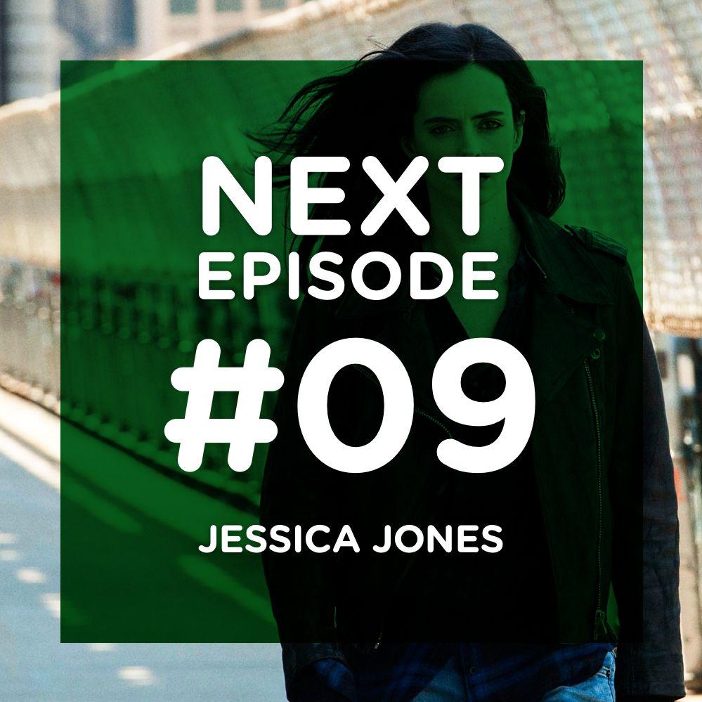Jessica Jones, une super-héroïne sur le divan
