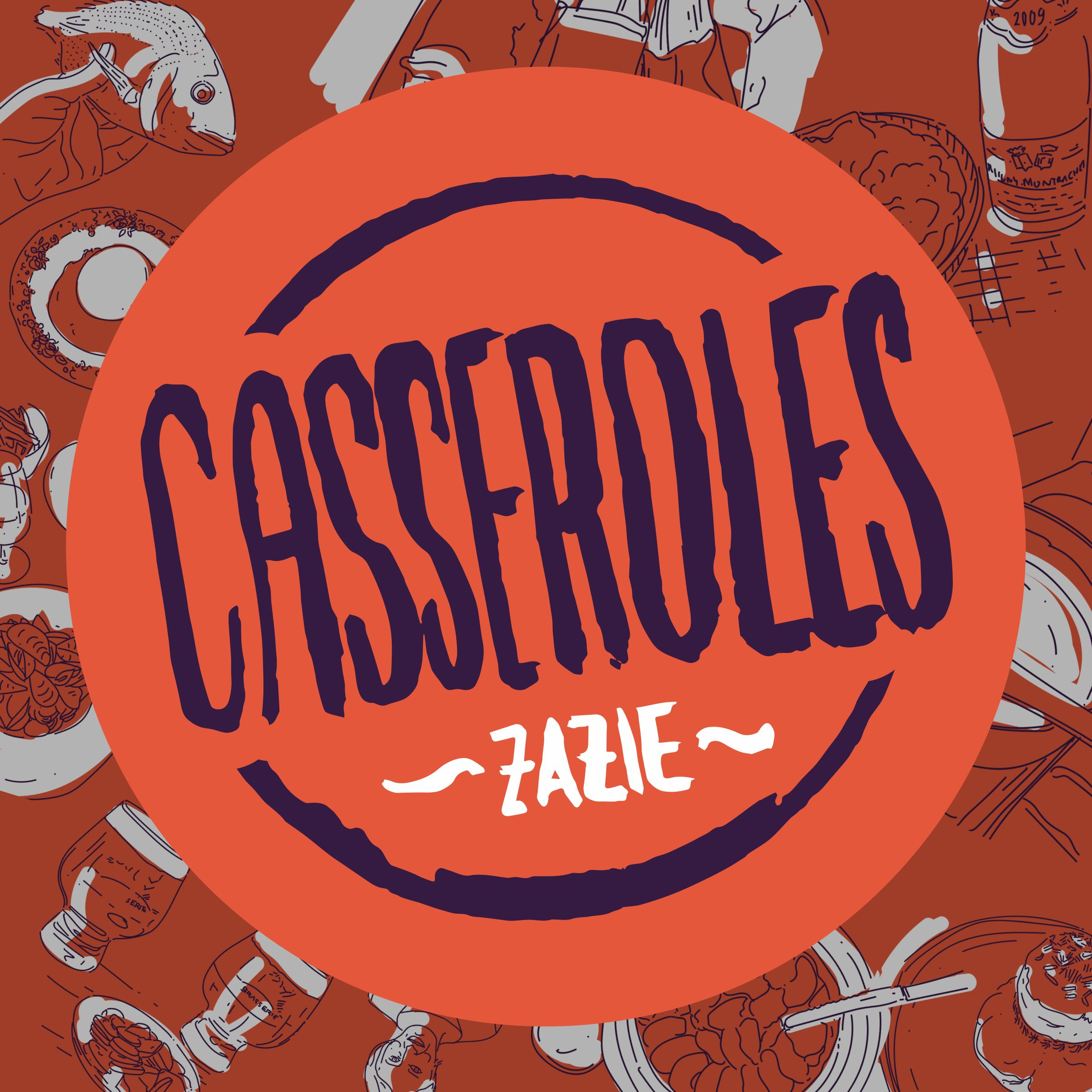 """[AUTOPROMO] Découvrez """"Casseroles"""", le podcast des histoires de cuisine"""