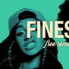 Finesse (Remix) [Feat. Cardi B] [Free Remake + Construction Kit]