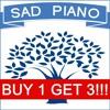 Sentimental Piano (Buy 1 get 3!!!)  Royalty Free Music   Sad Piano   Drama   Melancholic