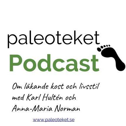 Paleoteket - hälsa med en läkande kost och livsstil
