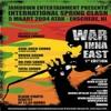 Cool Rock vs Uhuru vs Do-Fire vs Fatal 05-04 NL (War Inna East)