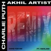 Charlie Puth Ft Kehlani Done For Me Nw Uk Remix Mp3