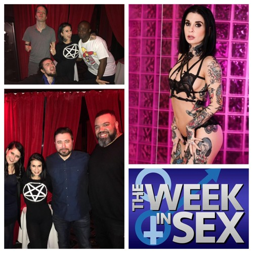 The Week In Sex - S3E11 Win A Date With Porn Star Joanna Angel