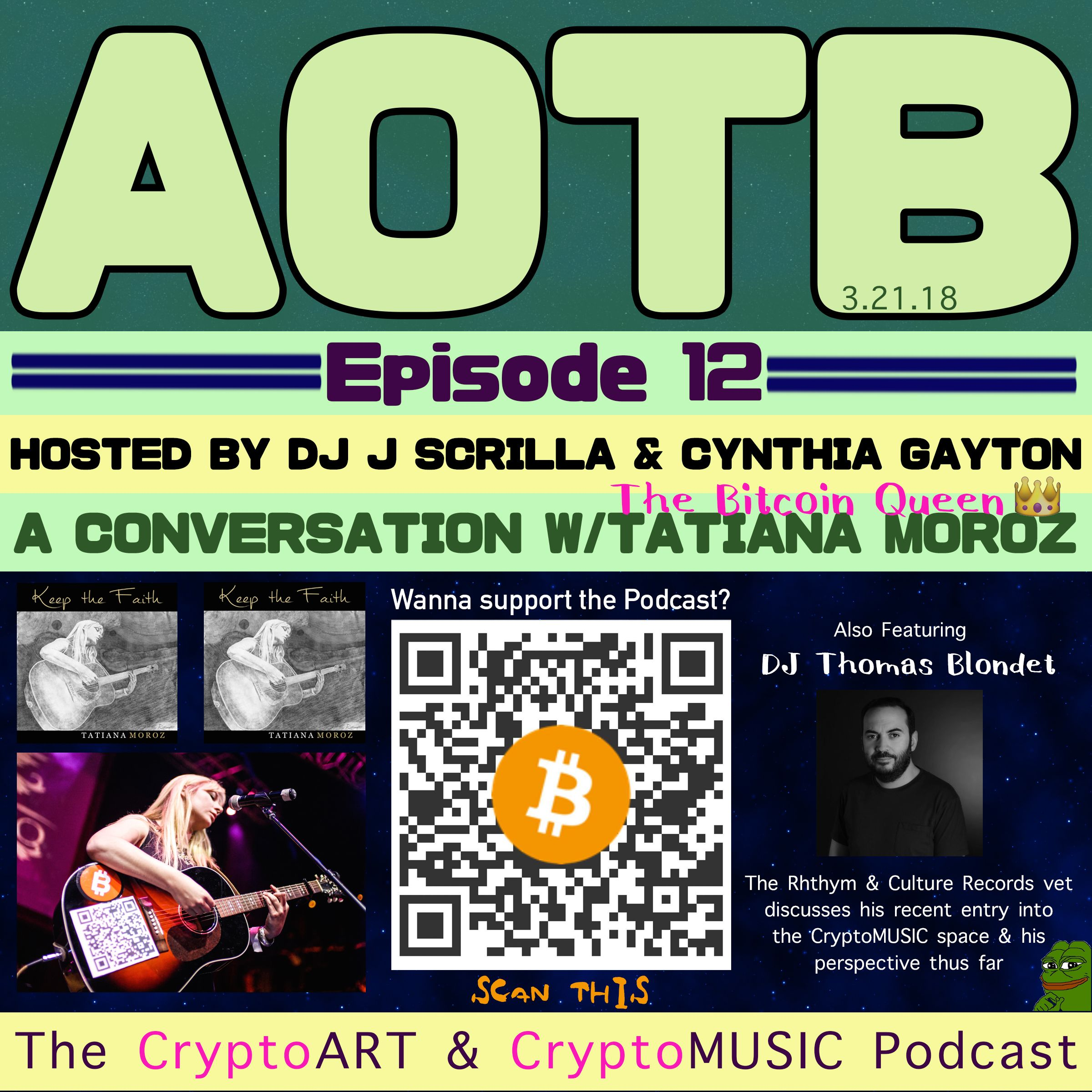 Episode 12 | A Conversation with Tatiana Moroz