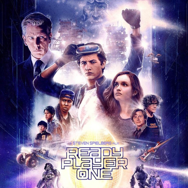 #06 READY PLAYER ONE : Spielberg, c'est plus fort que toi !