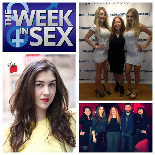The Week In Sex - S3E13 Albanian Grabs One of Us Off The Street For Sex/Lube Taste Test/Jews in Sex Dungeons/Porn PR