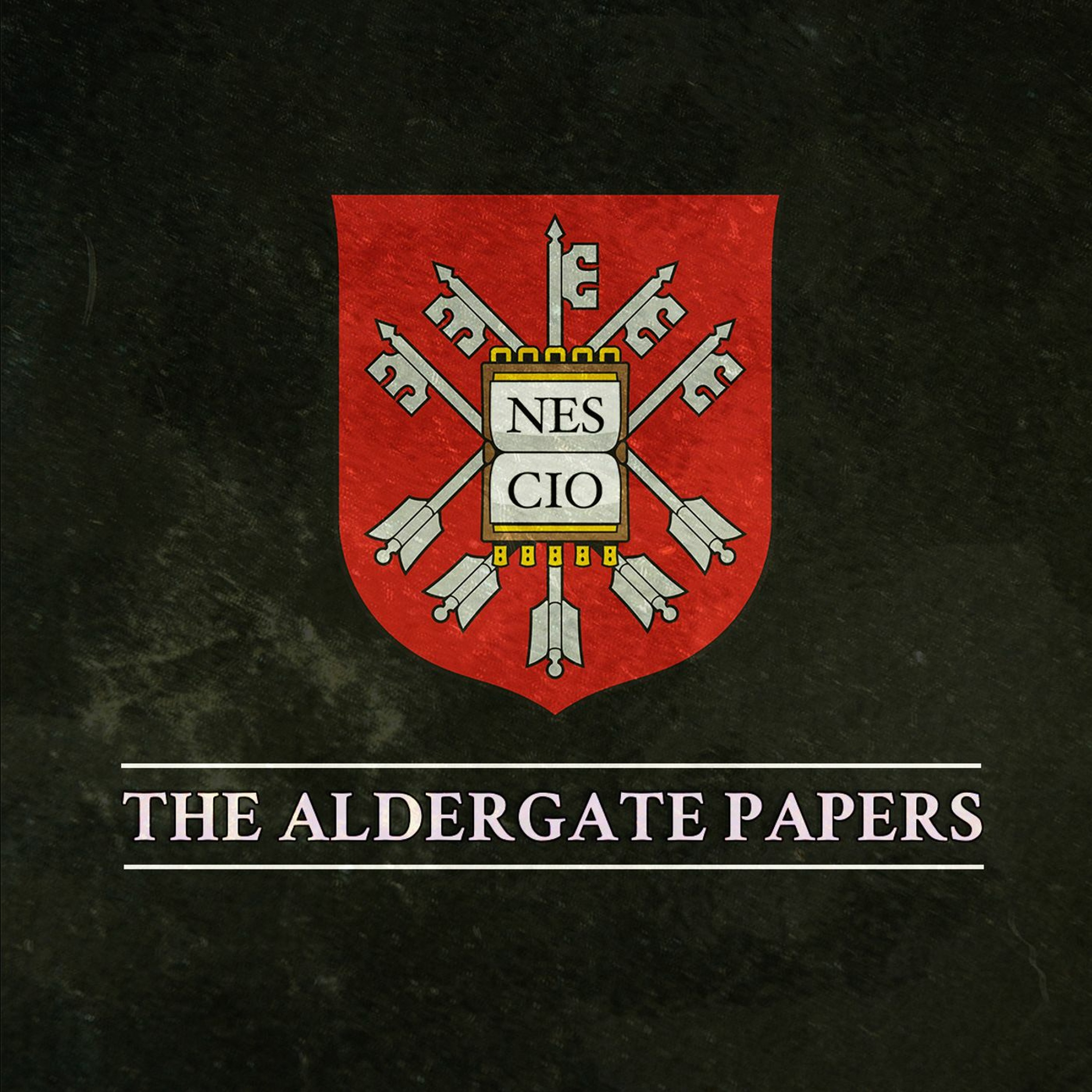 """""""The Aldergate Papers"""" Podcast"""