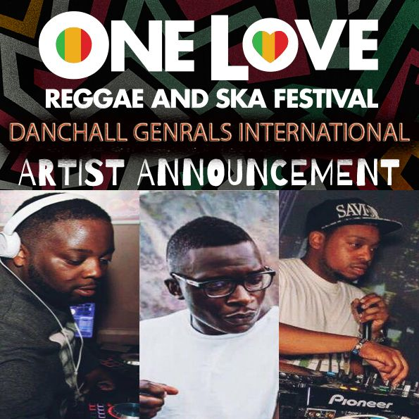 One Love Festival Promo Mix By Dancehall Generals [roots
