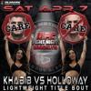 UFC 223: Nurmagomedov Vs Holloway