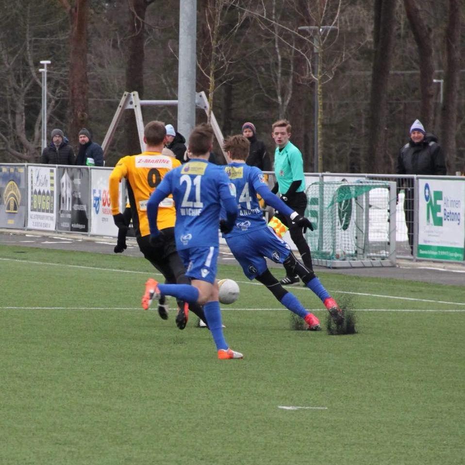 #48 2.div2-spesial m/Amund I. Lutnæs
