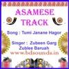 Tumi Janane Hagor Gobhir Kiman Karaoke Customized Assamese Song By Zubeen Garg,Zublee Baruah