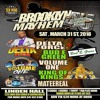 D. Force v Bud E Green v V. One v Kings Of Kings v Mateereal 03/18 NY (Brooklyn Mayhem 45 Shootout)