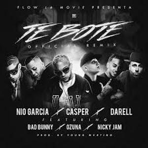 Te Bote Remix - Casper Nio García Darell Nicky Jam Bad Bunny Ozuna להורדה