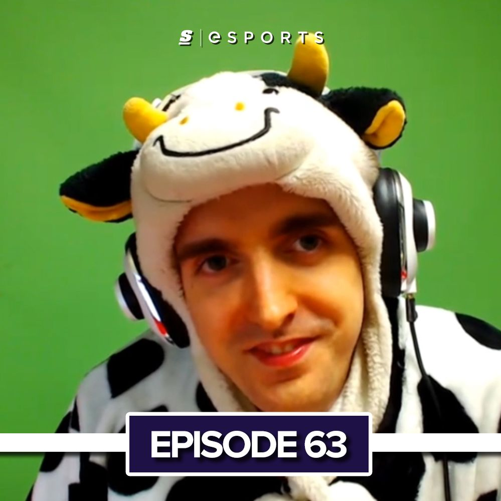 Ep  63: LoL streamer Cowsep on his controversial ban