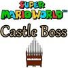 Castle Boss Super Mario World Organ Cover
