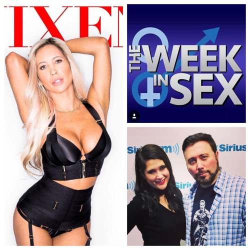 The Week In Sex - S3E14 Adult Film Star Tasha Reign Fights With Allan/Sex While High/Rimmers and Rimmees