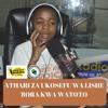 Nguvu ya watoto 96.9 Afya radio: Athari za ukosefu wa lishe bora kwa watoto.