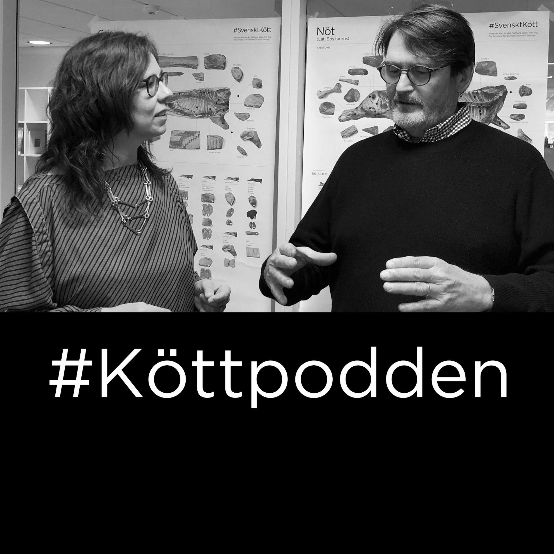 #Köttpodden - En podcast från Svenskt Kött